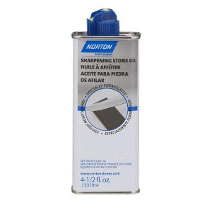 Norton Abrasives Sharpening Stone Oil
